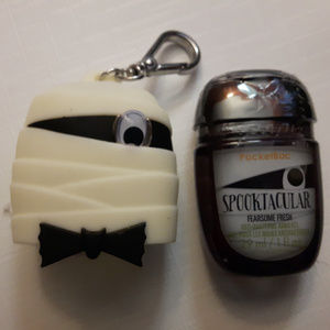 Bath & Body Works Accessories - Bath and Body Works Halloween Pocketback Mummy